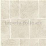 Tapety na ze� Stones and Style - kamenn� obklad sv�tle b�ov� - SLEVA