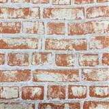 Vliesové tapety na zeď Easy Wall cihla červená - POSLEDNÍ KUSY