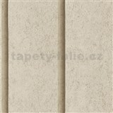 Vliesové tapety na zeď Roll in Stones panel betonový béžový