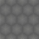 Vliesové tapety na zeď IMPOL Galactik 3D hexagony stříbrné na černém podkladu