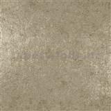 Luxusní vliesové tapety na zeď IMPOL Galactik metalická zlatá, struktura zlatá omítkovina