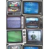 Vliesové tapety na zeď Kaleidoscope televizní obrazovky