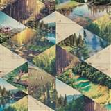 Vliesové tapety na zeď Virtual Vision les