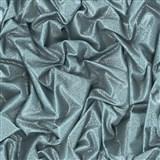 Vliesové tapety na zeď Virtual Vision 3D látka s flitry modrá