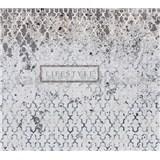 Luxusní vliesové fototapety marocký vzor, rozměr 300 cm x 270 cm