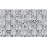 Luxusní vliesové fototapety kachlová zeď, rozměr 450 cm x 270 cm