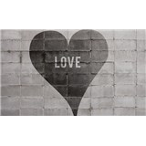 Luxusní vliesové fototapety Love 450 x 270cm
