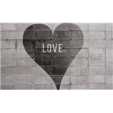 Luxusní vliesové fototapety Love, rozměr 450 cm x 270 cm