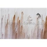 Luxusní vliesové fototapety stromy, rozměr 400 cm x 270 cm