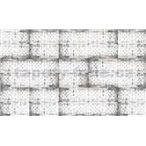 Luxusní vliesové fototapety kachlová stěna, rozměr 450 cm x 270 cm