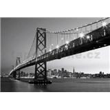 Fototapety San Francisco Skyline rozměr 366 cm x 254 cm