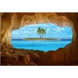 Fototapety Paradise rozměr 366 x 254 cm