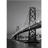 Fototapety San Francisco Skyline rozměr 183 cm x 254 cm