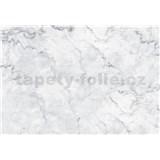 Vliesové fototapety bílý mramor 366 x 254 cm