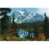 Fototapety Mountain Morning rozměr 366 cm x 254 cm