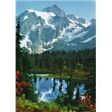Fototapety Mountain Peak rozměr 183 cm x 254 cm
