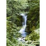 Fototapety Waterfall in Spring rozměr 183 cm x 254 cm