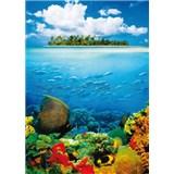 Fototapety Treasure Island rozměr 183 cm x 254 cm