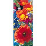 Fototapety Red Poppies rozměr 86 cm cm x 200 cm