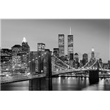 Fototapety Manhattan Skyline at Night