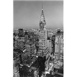 Fototapety Chrysler Building rozměr 115 cm x 175 cm