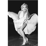 Fototapety Marilyn Monroe rozměr 115 cm x 175 cm