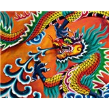 Vliesové fototapety Dragon