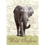 Fototapety Wild Safari rozměr 183 cm x 254 cm - POSLEDNÍ KUSY