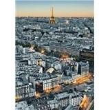 Fototapety Paris Aerial View rozměr 183 cm x 254 cm