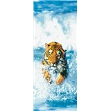 Fototapety Bengal Tiger rozměr 86 cm x 200 cm