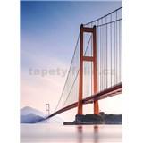 Vliesové fototapety Xihou Bridge rozměr 183 cm x 254 cm