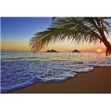 Vliesové fototapety Pacific Sunrise rozměr 366 cm x 254 cm