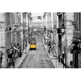 Vliesové fototapety Streets Of Lisabon rozměr 366 cm x 254 cm