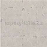 Vliesové tapety IMPOL Wood and Stone 2 beton industrial světle hnědý