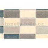 Samolepící tapety kachličky Cetona béžové 67,5 cm x 15 m