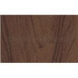 Samolepící tapety vlašský ořech tmavý - renovace dveří - 90 cm x 210 cm