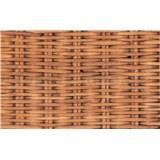 Samolepící tapety - proutěný košík 67,5 cm x 15 m