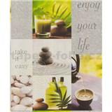 Vinylové tapety na zeď Allure Enjoy Your Life-DOPRODEJ