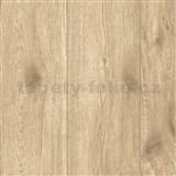 Vliesové tapety na zeď Wood´n Stone dřevo dubové světle hnědé