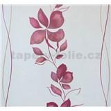 Vliesové tapety na zeď My Feels květy růžové