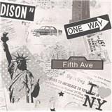 Papírové tapety na zeď Boys & Girls New York