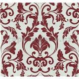 Vliesové tapety na zeď Caprice zámecký ornament červený