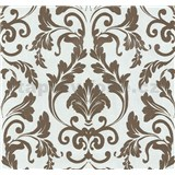Vliesové tapety na zeď Caprice zámecký ornament hnědý