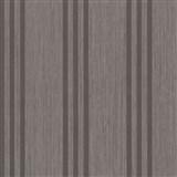 Vliesové tapety na zeď Classico pruhy hnědé - SLEVA