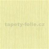 Vliesové tapety na zeď Classico strukturovaná žíhaná béžová se zlatým třpytem - SLEVA