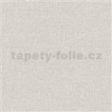 Vliesové tapety na zeď IMPOL Collection textilní struktura světle šedá