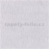 Vliesové tapety na zeď Como - strukturovaná fialová s fialovo-stříbrnými pásky