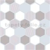 Statická fólie transparentní Wido - 45 cm x 15 m