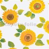 Samolepící folie d-c-fix - slunečnice 45 cm x 15 m