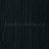 Samolepící tapeta d-c-fix - dřevo černé 90 cm x 2,1 m